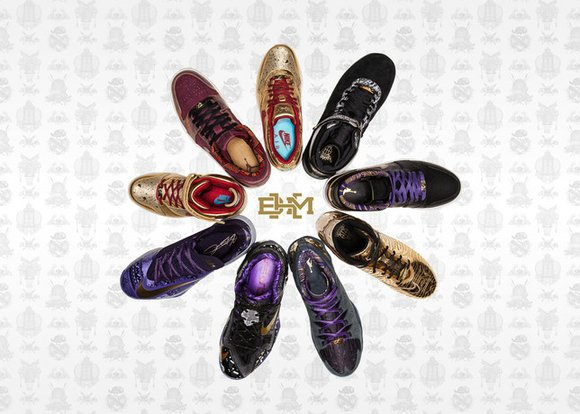 For the fourth year, NIKE, Inc. is honoring Black History Month with a collection that pays tribute to a group ...