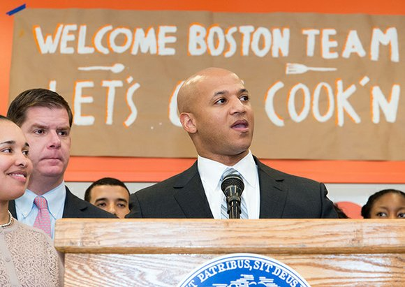 Mayor Marty Walsh tapped former mayoral candidate John Barros to serve as Boston's first Chief of Economic Development, a cabinet-level ...