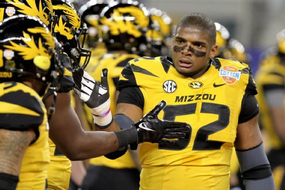 Michael Sam, the All-American defensive end for the University of Missouri, is making more news off the field than on. ...