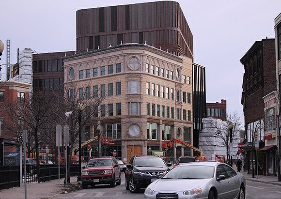 The completion of the Ferdinand Building at the end of this year will be a major milestone in the rejuvenation ...