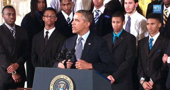 "No one had seen President Barack Obama more emotional than last week when he announced ""My Brother's Keeper,"" a new ..."