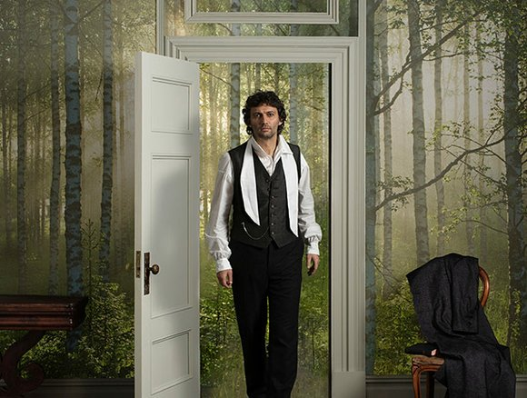 NEW YORK--German tenor Jonas Kaufmann is one of the most in-demand performers on the operatic stage. Met Live HD audiences ...