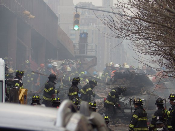 In the mid-March chill Thursday, the victims and their stories continued to emerge as firefighters ferreted through the piles of ...