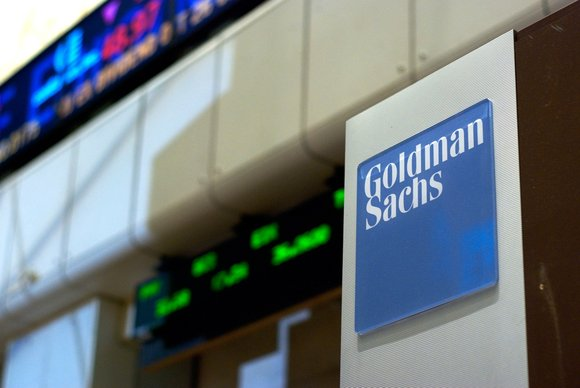 Wall Street is alive and well. Goldman Sachs reported a $2.8 billion profit for the first quarter Tuesday, topping forecasts. ...
