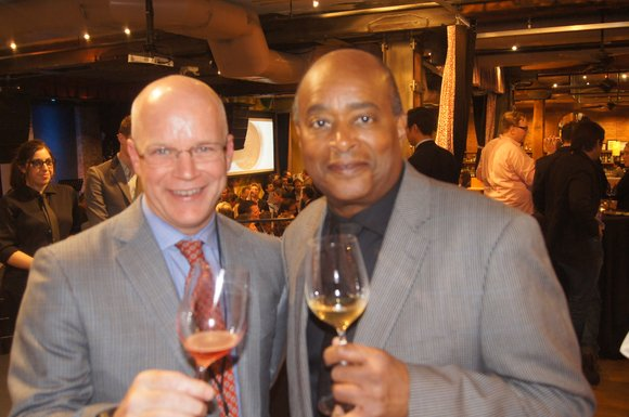 NEW YORK--City Winery in South Village was the scene of one of the most dramatic and notable wine events of ...