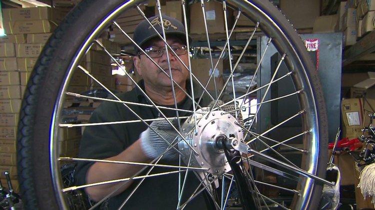Meet America's oldest bike maker   Houston Style Magazine