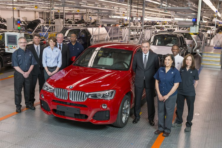 South Carolina plant to become BMWs largest  Houston Style