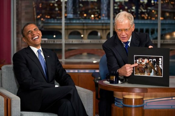 In 2009, President Obama became the first sitting president to appear on a late-night talk show. Since then he's been ...
