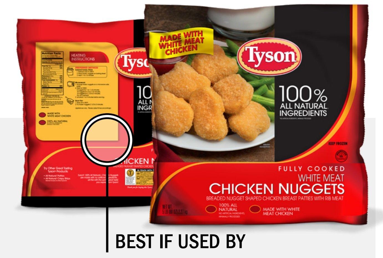 tyson recalls chicken nuggets sold at sam's club | houston style