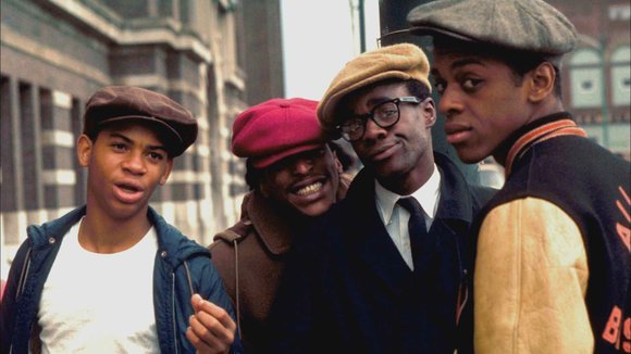 Remember the 1975 film classic, Cooley High, the Black cinema classic, filmed in and around Chicago's Cabrini Green housing projects, ...