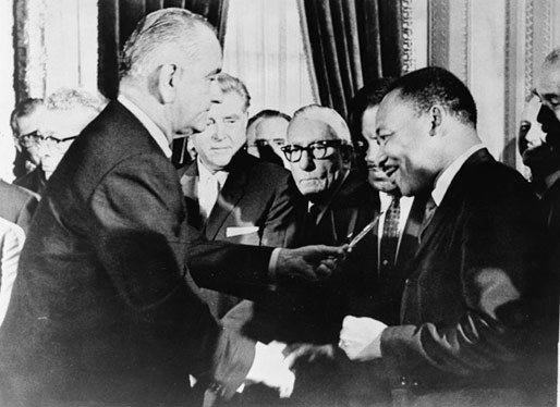 50th anniversary passage of the civil rights act of 1964 chicago