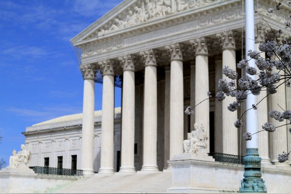 The Supreme Court on Tuesday upheld a Michigan law banning the use of racial criteria in college admissions, a key ...
