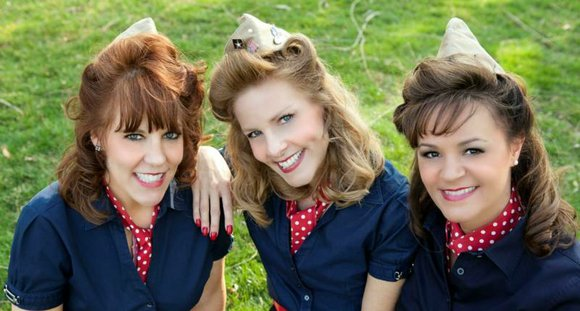 The Legacy Girls will do a musical tribute to the Andrews sisters at the closing event for the 2014 Great ...