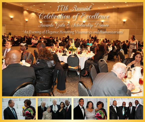 17th Annual Celebration of Excellence Awards Gala & Scholarship Dinner Coverage