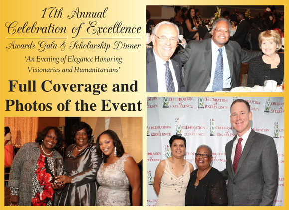 Inland Valley News' 17th Annual Celebration of Excellence of Awards Gala and Scholarship Dinner on Saturday, April 26, 2014 at ...