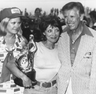 Route 66 Raceway™ announced Shirley Muldowney as the Grand Marshal of the O'Reilly Auto Parts Route 66 NHRA Nationals presented ...