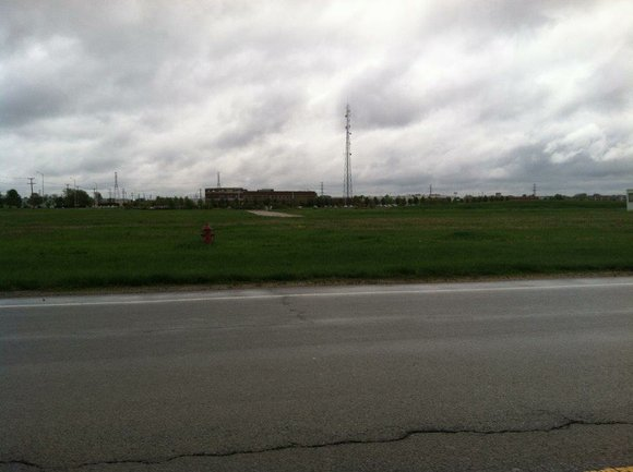A proposal for a 300-unit, multifamily development on a plot of land at U.S. 30 and 143rd Street in Plainfield ...
