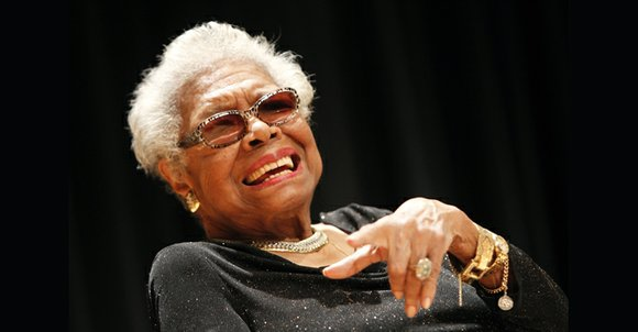 Maya Angelou, a modern Renaissance woman who survived the harshest of childhoods to become a force on stage, screen, the ...