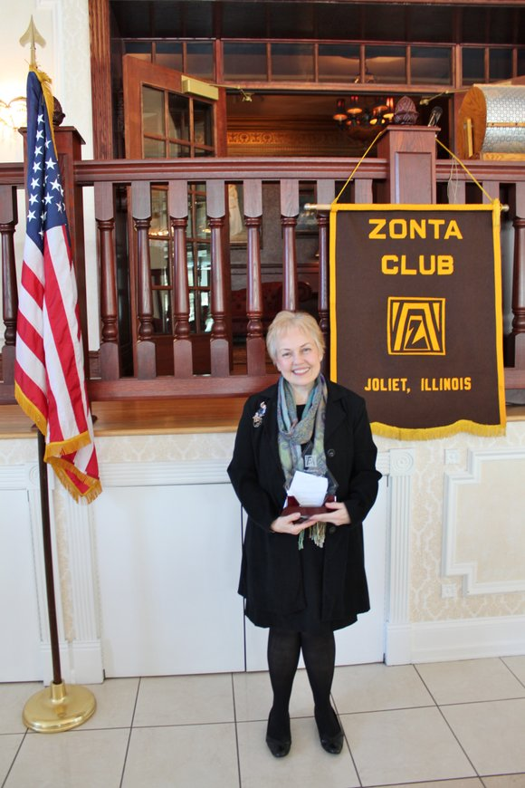 For 40 years, the Zonta Club of Joliet has been supporting women on a local and international level through fundraising ...