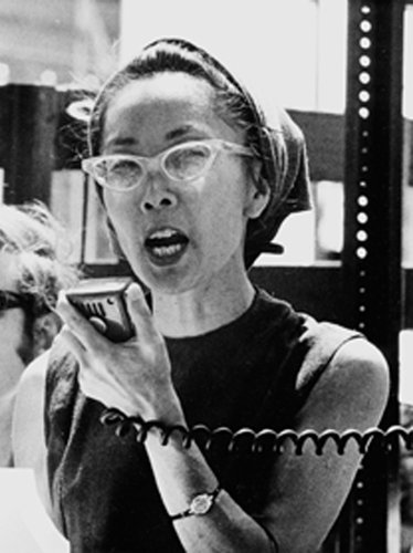 Yuri Kochiyama, Japanese-American civil rights activist, has died of natural causes in Berkley California at age 93.