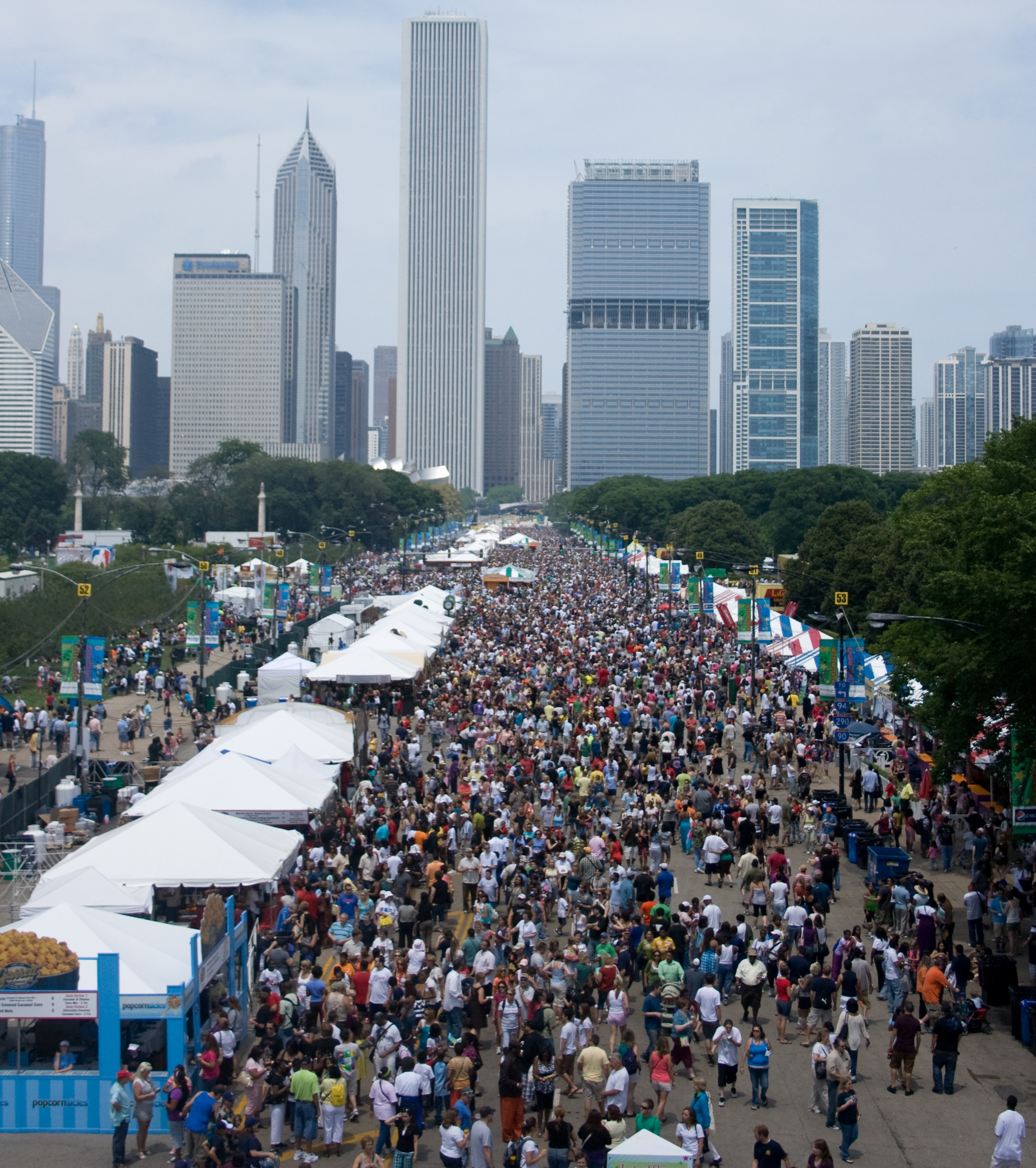 22 new food vendors at the 2014 taste of chicago festival for American cuisine chicago