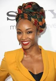 Actress and model Yaya DaCosta will play Whitney Houston in Lifetime biopic.