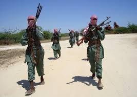 Five people were killed by an unidentified group in Kasakairu, Kenya on Monday.