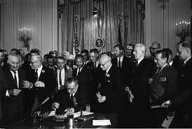 Today marks the 50th anniversary of the Civil Rights Act of 1964.