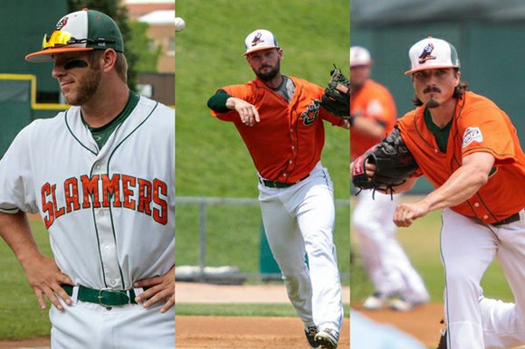 The Joliet Slammers announced that three of their players have been named to the West Division Frontier League All-Star Team.