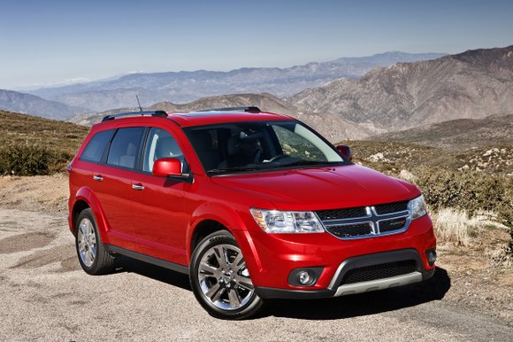 With all the hoopla being generated in the auto industry it is easy to overlook the Dodge Journey. It didn't ...