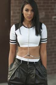 "Actress Alexandra Shipp will replace Zendaya in the Lifetime biopic ""Aaliyah: Princess of R&B."""