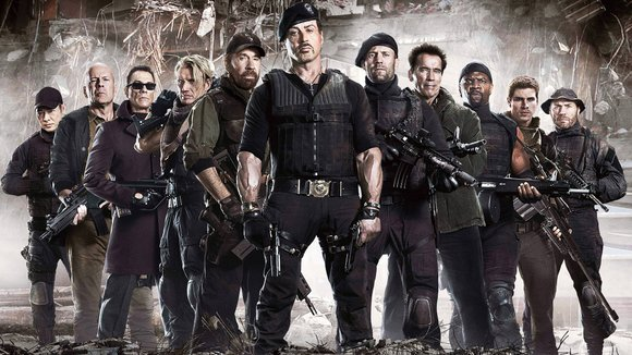 The Expendables 3 (PG-13 for profanity and violence) Third installment in the high-impact franchise finds the guys reuniting to rescue ...