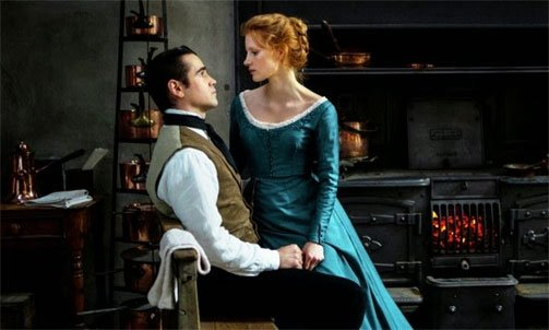 "The 50th Chicago International Film Festival (October 9- 23, 2014) announces the selection of ""Miss Julie,"" directed by veteran actress ..."