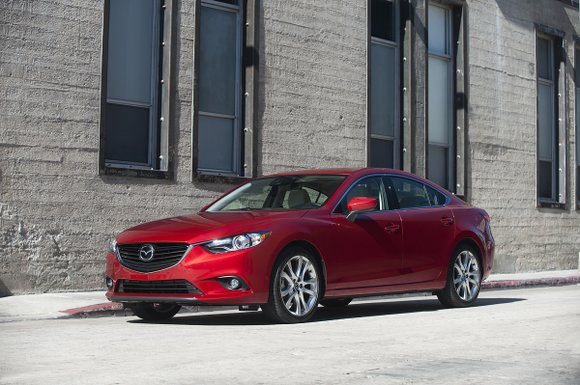 Let's get straight to it: the 2015 Mazda6 may be the best looking midsize family sedan around. Yes, the current ...