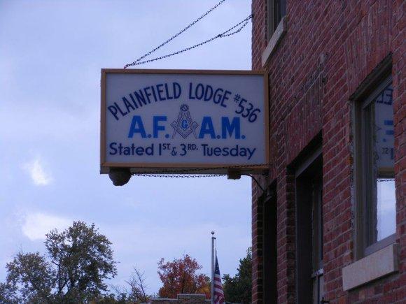 Plainfield officials are preparing to designate the Masonic Block Building, 24050 Lockport, as a historic landmark.