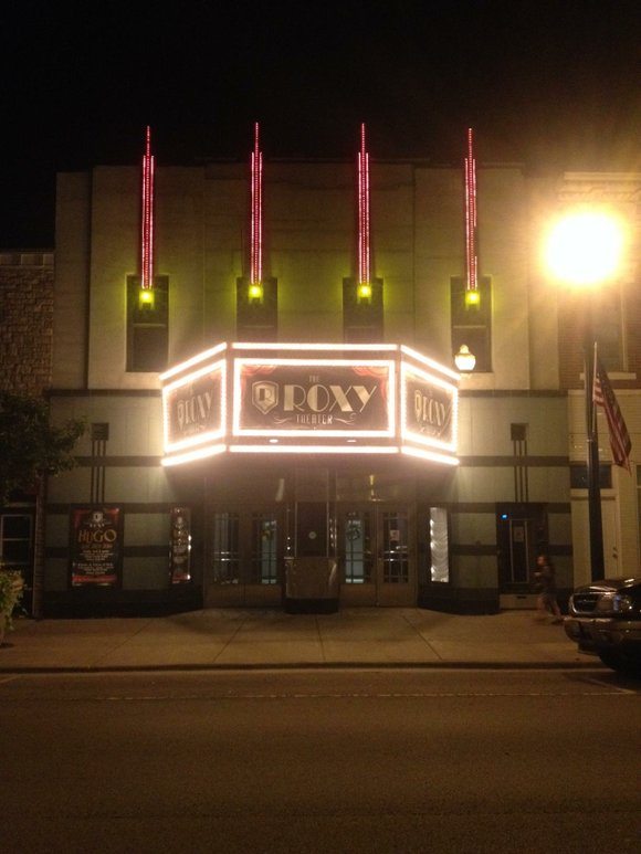 Thanks to a partnership between the city and Trinity Services, the old theater's facade has been spruced up and more ...