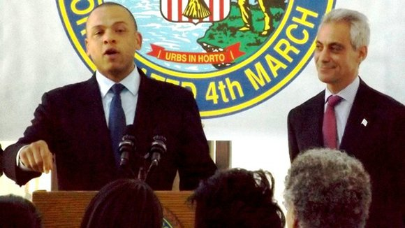 Pending City Council approval, Chicago Mayor Rahm Emanuel announced, Kurt Summers Jr., former chief of staff for Cook County Board ...