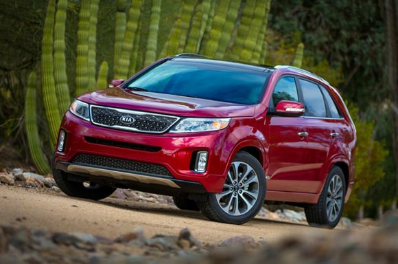 We ended a week-long test drive of the 2015 Kia Sorento SXL FWD think it was a pretty good crossover ...