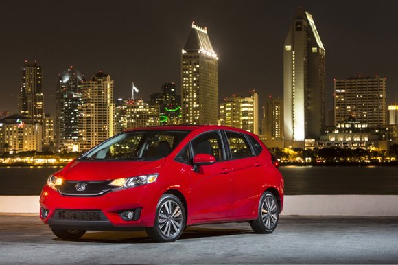 The 2015 Honda Fit EX-L, the third generation of the subcompact, was surprising. The model had many creature comforts that ...