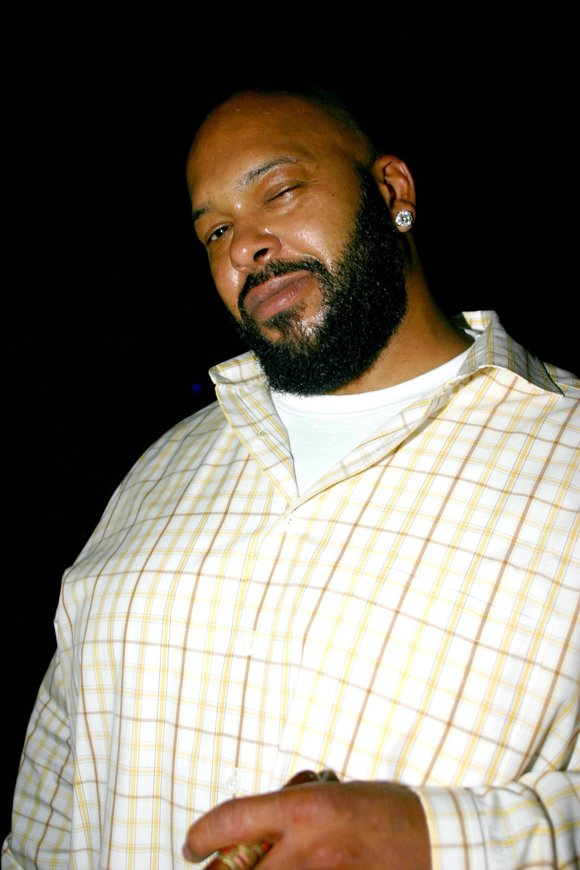 "Rap music figure Marion ""Suge"" Knight will post bail and return to California to face a robbery charge following treatment ..."