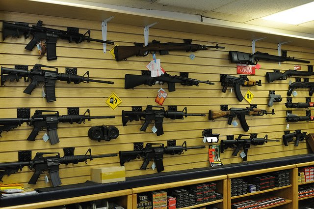 Gun Sales Increase Awaiting Grand Jury Decision In Ferguson The