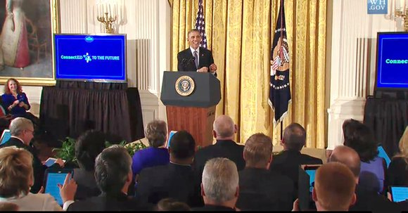 President Barack Obama gathered school leaders and educators from across the country at the White House on Nov. 19 to ...