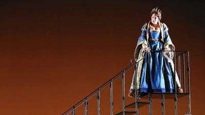 Donizett's Anna Bolena is rarely performed. Lyric's last and only production was in 1985 with Dame Joan Sutherland as Henry ...