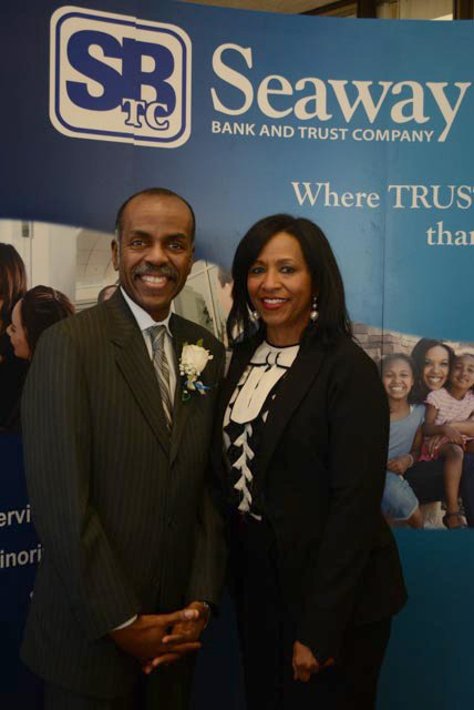 Seaway Bank and Trust Company, Chicago's largest African-American owned bank, marked the New Year with its 50th anniversary celebration that ...
