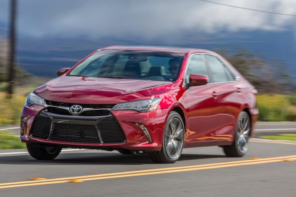 The Toyota Camry has been the bestselling car in the United States for 12 years. Ten point two million have ...