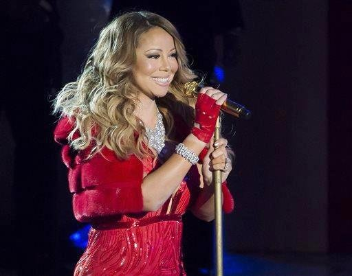 NEW YORK — Mariah Carey is heading to Sin City. Caesars Palace announced Thursday that the 44-year-old pop icon would ...