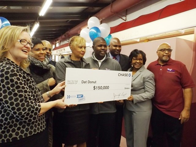 Dat Donuts Recipient Of $150,000 Business Grant