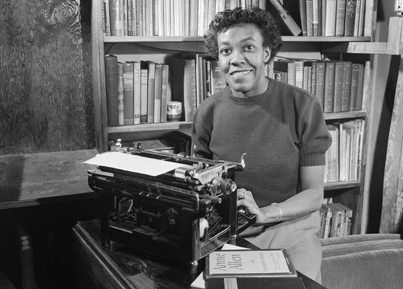 One of Chicago's own literary giants, poet Gwendolyn Brooks, the first African American Pulitzer Prize winner for her second book ...
