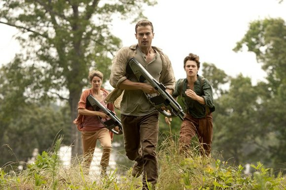 Insurgent (PG-13 for sensuality, pervasive violence, intense action, mature themes and brief profanity) Second installment of the sci-fi series based ...