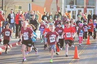 This Saturday, May 20th, St. Mary Immaculate Parish and School will host their annual 5K Run.